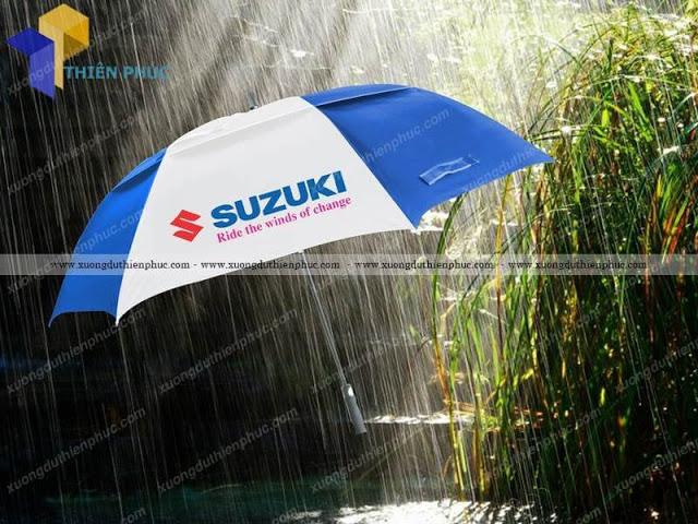 Ô che mưa quảng cáo giá rẻ tại HCM